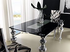 Mesa de Comedor Retto Grey