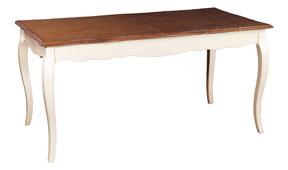 Mesa de comedor extensible vintage Julienme - Mesas de Comedor Vintage - Muebles Vintage