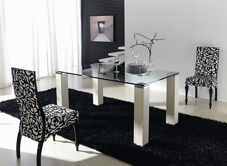 Mesa de Comedor Vision Leather