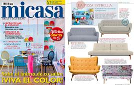 Revista MiCasa - Abril 2015 Portada y P�gina 67
