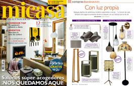 Revista MiCasa - Noviembre 2016 Portada y Página 32