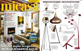 Revista MiCasa - Noviembre 2016 Portada y Página 35