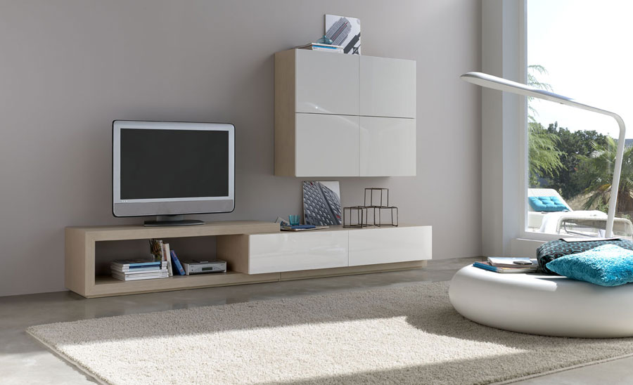 Mueble tv mistral no disponible en for Muebles de diseno moderno para tv