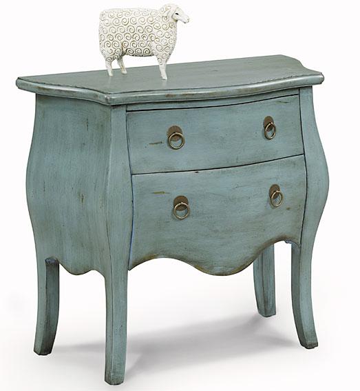 Comod n vintage azul no disponible en - Muebles auxiliares vintage ...