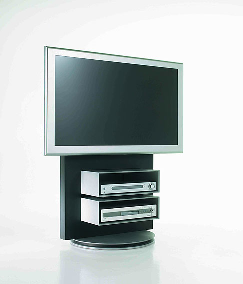 Mueble de tv luke con base giratoria no disponible en for Mueble giratorio tv