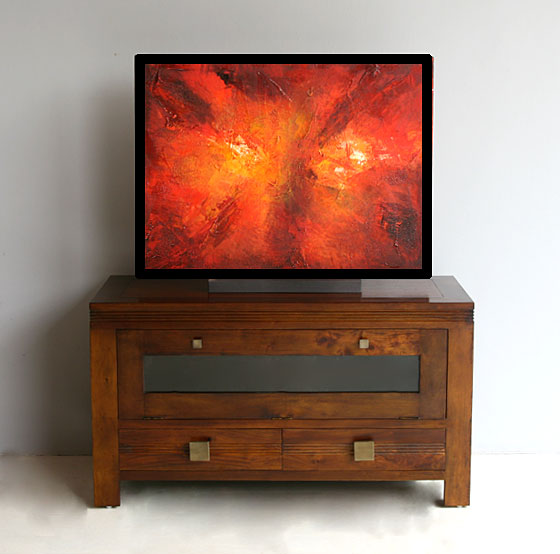 Mueble de tv colonial singapur iii no disponible en - Mueble tv colonial ...