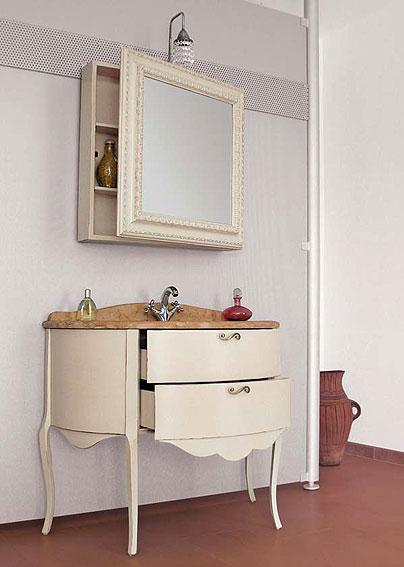 Mueble de ba o y espejo casanova no disponible en for Muebles casanova