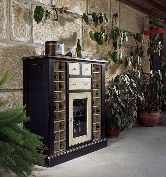 Muebles vinoteca muebles vinoteca encuentra vinotecas y - Muebles para vinoteca ...