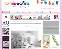 Muebles infantiles con Portobello en mamidecora.com - Febrero 2014