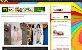 Nueva colecci�n infantil con Portobello - Septiembre 2014