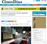 Peque�os negocios se hacen globales con el e-commerce - Agosto 2015
