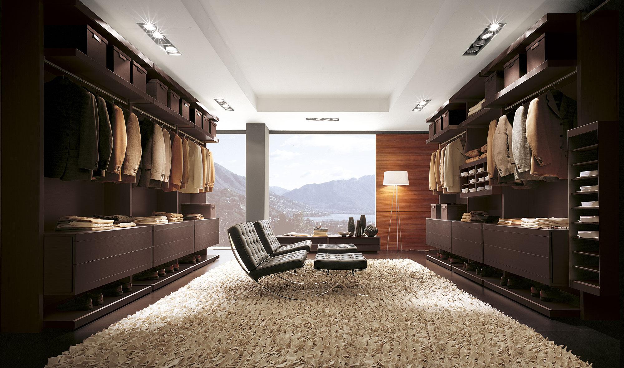 Diseño de armarios y vestidores