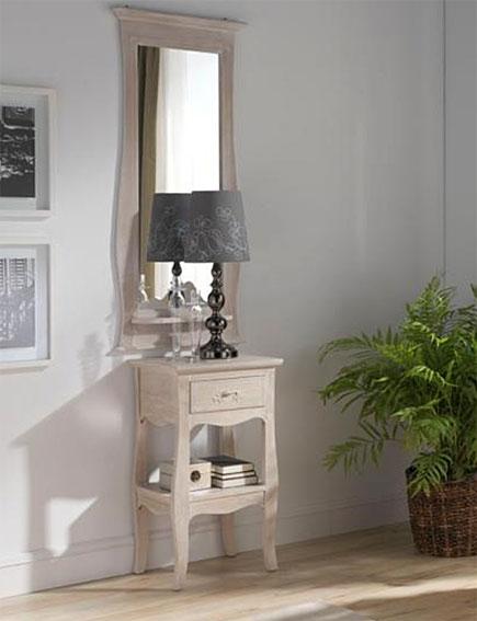 Mueble de entrada cuore no disponible en for Mueble entrada vintage