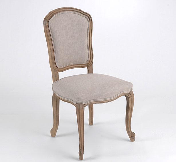 Set de 6 sillas vintage de madera reciclada estelle no - Sillas vintage madera ...