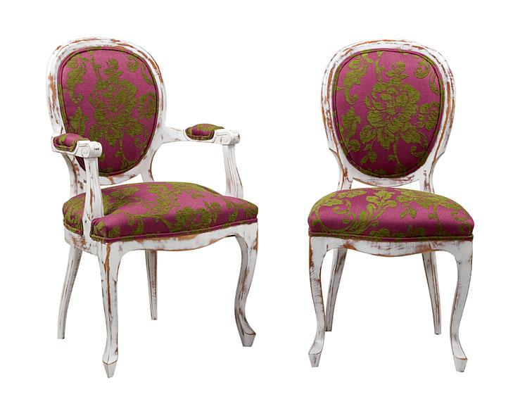 Silla cl sica diva en for Modelos de sillas clasicas