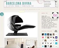 Sill�n de descanso con Portobello en barcelonadivina.tumblr.com - Junio 2014