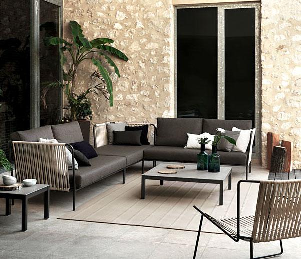 Sof modular de jardin sofia no disponible en for Sofa modular jardin