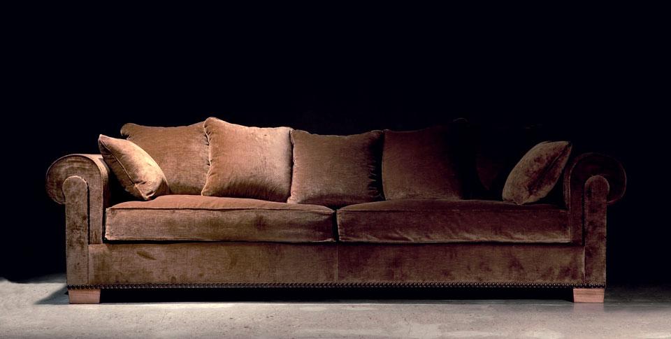 Sof vintage cambridge de lujo en tu for Sofas de lujo