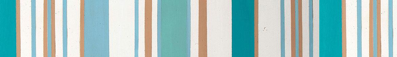 Muebles y decoraci n con rayas en for Muebles pintados a rayas