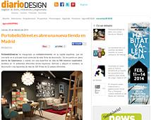 Tienda nueva de PortobelloStreet en diariodesign.com - Febrero 2014