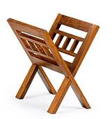 Revistero Star - Muebles Auxiliares Coloniales - Muebles Coloniales y Muebles Rústicos
