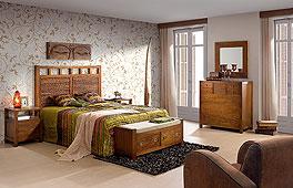 Muebles Coloniales y Muebles Rústicos