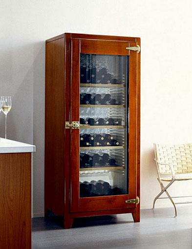 Vinoteca montefalco montefalco wine cooleer - Vinotecas de madera ...