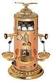 Máquina de café División Bar modelo Belle Epoque Ariana