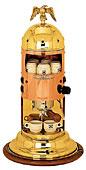 Máquina de café División Casa Modelo Vertical