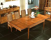 Muebles clasicos para pisos de alquiler