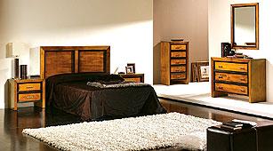Dormitorio Japón Madera