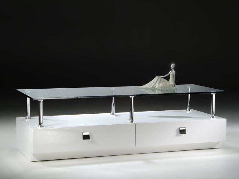 Mueble de tv cristal tv cabinet for Muebles de cristal para tv